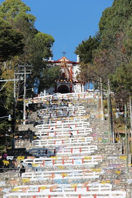 Templo de San Cristobal, San Cristobal de las Casas