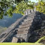 Piramidy Palenque