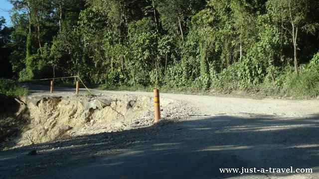 Droga do Palenque