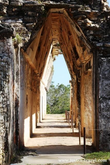 El Palacio w Palenque