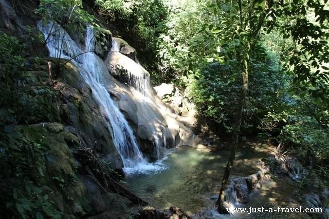 Baño de la Reina Palenque