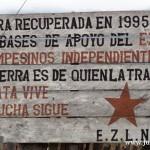 Zapatyści z Chiapas