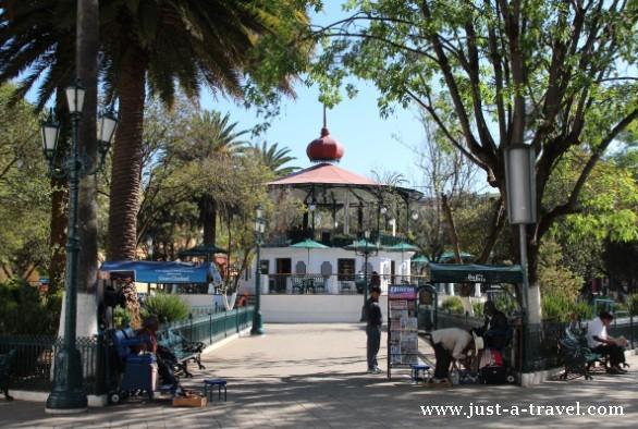 Zocalo San Cristobal de las Casas
