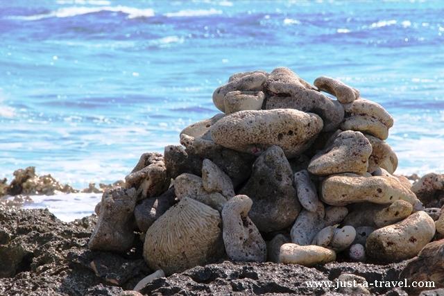 Nadmorskie kamienie