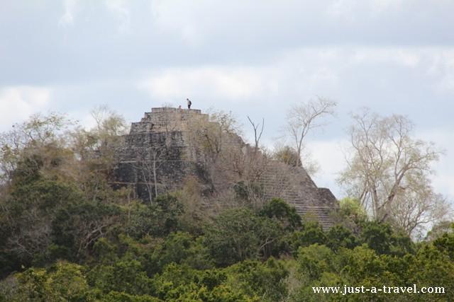 Struktura I Calakmul
