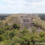 Ruiny i Rezerwat Biosfery Calakmul