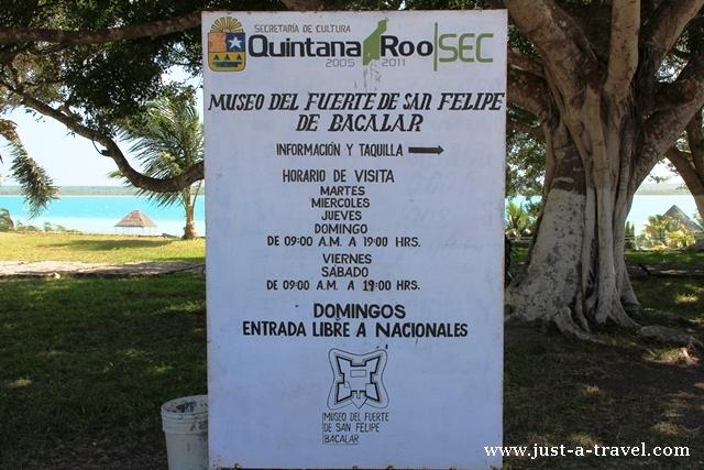 Twierdza San Felipe godziny otwarcia