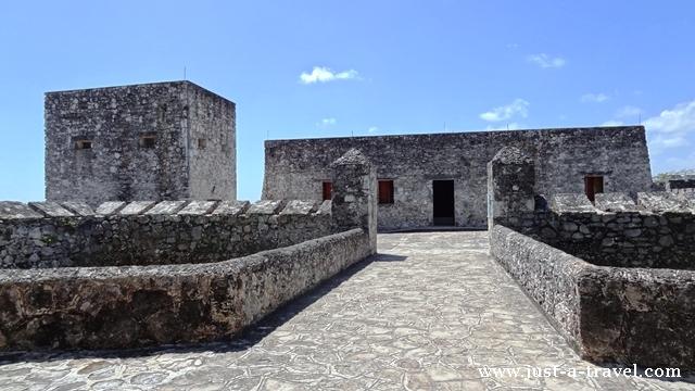 Twierdza de San Felipe w Bacalar