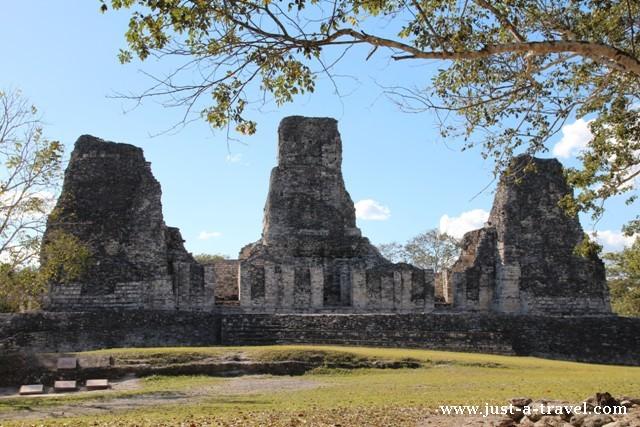 Ruiny Xpujil