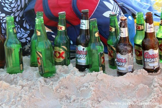 Piwo oprócz Tequili jest ulubiomym trunkiem Meksykanów