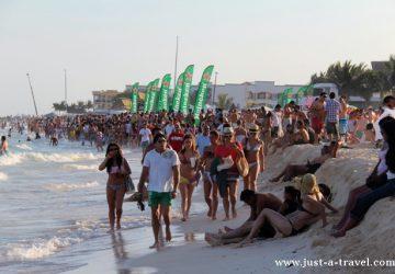 Wielkanoc w Meksyku, czyli semana santa na plaży