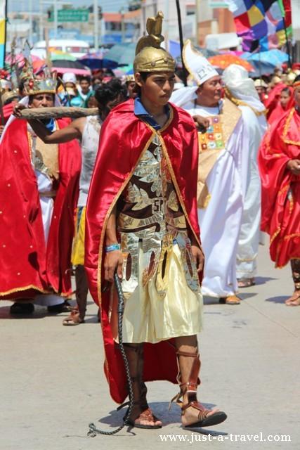 Rzymianin, biczujący Jezusa