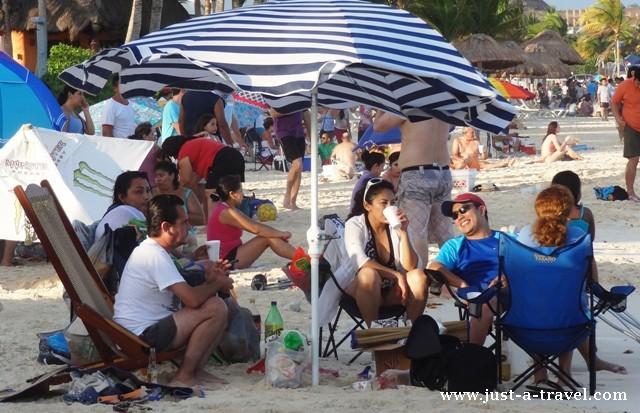 ferie wielkanocne na plaży
