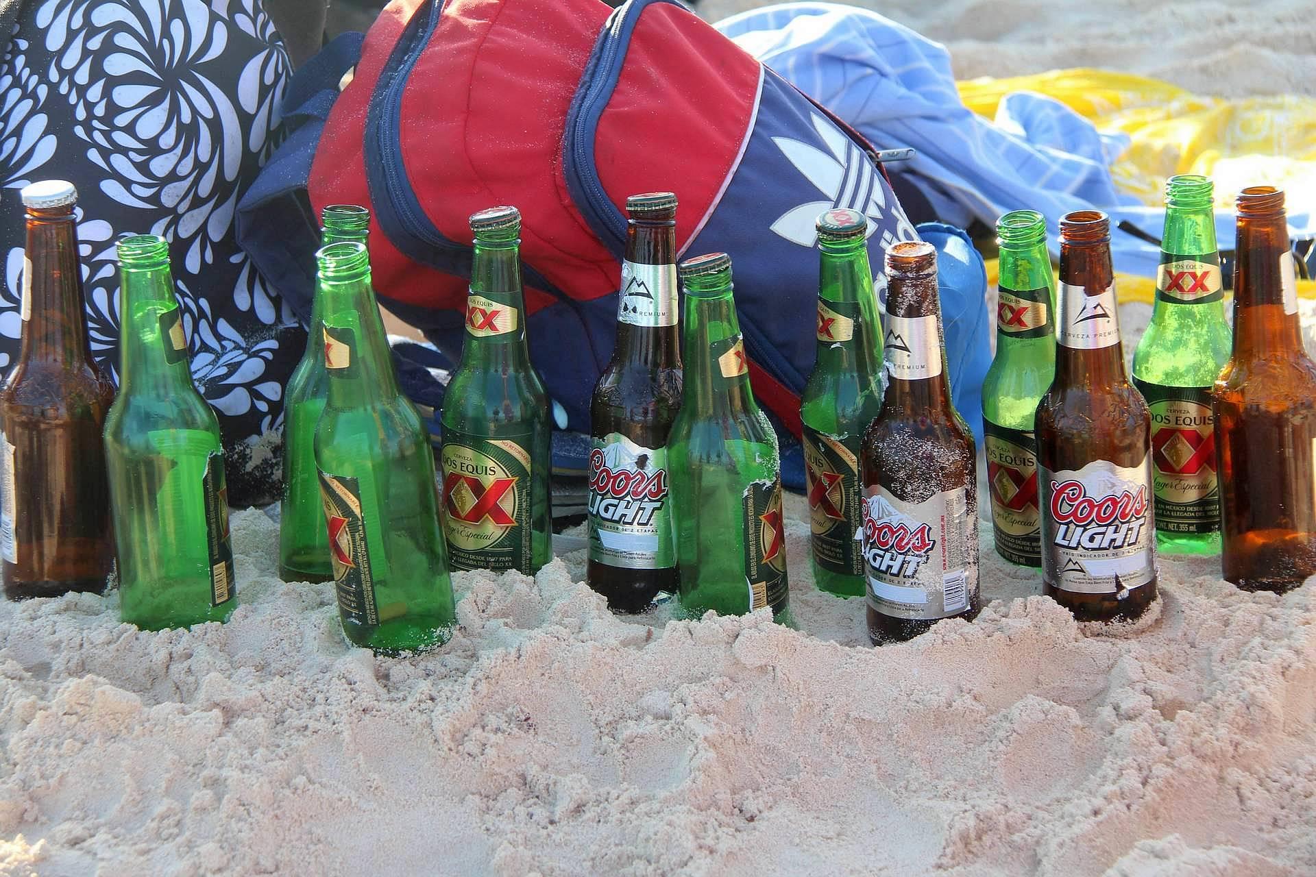 Meksykańskie piwo