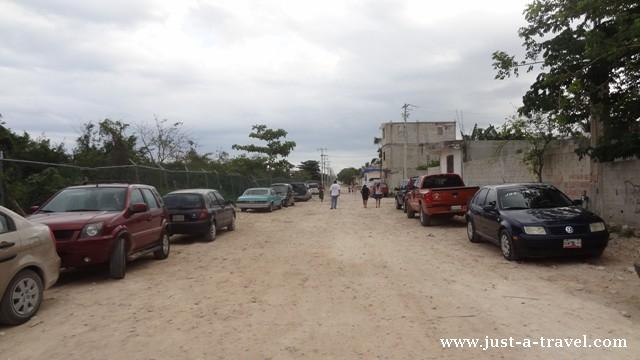 5th Avenida w Colosio playa del carmen
