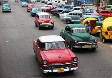 7 rad przed wylotem na Kubę