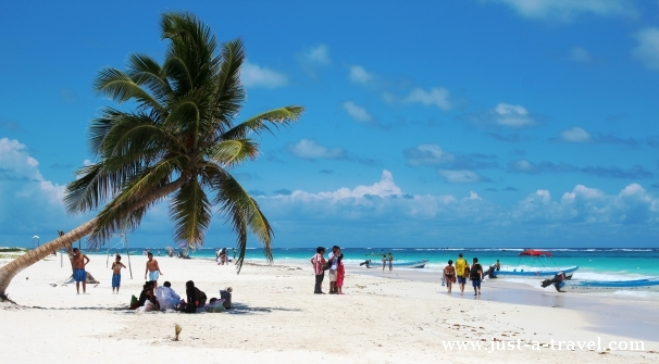 Playa Maya w Tulum