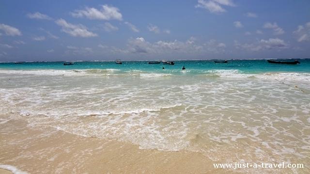 Playa Maya morze