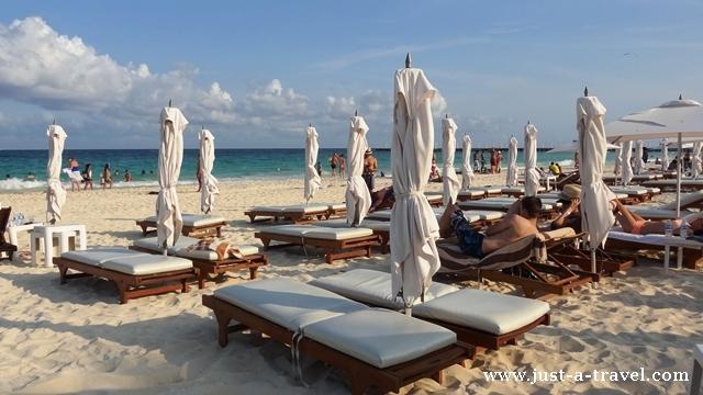 beach club playa del carmen