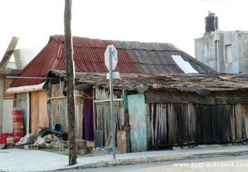 zeta zeta zeta gaz dom w dzielnicy colosio playa del carmen