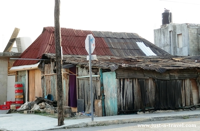 dom w dzielnicy colosio playa del carmen