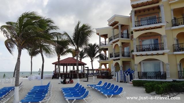hotel resort w playa del carmen