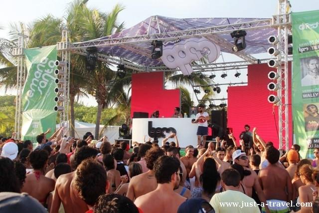 semana santa w Playa del Carmen