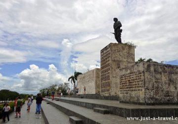 Pomnik Che Guevara