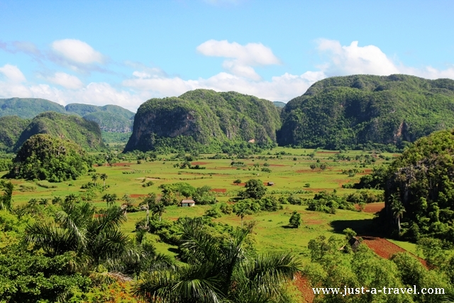 dolina Vinales na Kubie
