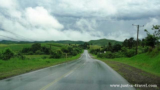 Droga do Trinidad