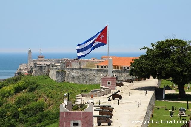 El Morro i Fort de San Carlos de la Cabaña Hawana