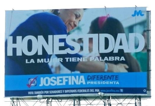 Josefina Vazquez Mota kandydat na prezydenta Meksyku