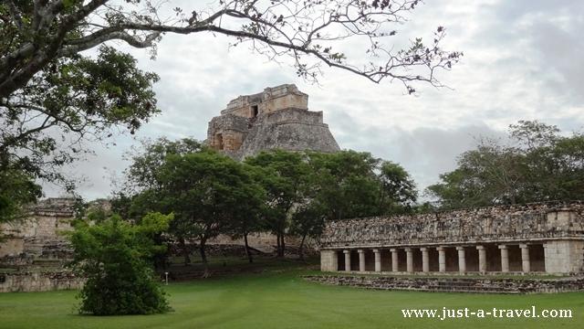Świątynia Czarownika w Uxmal