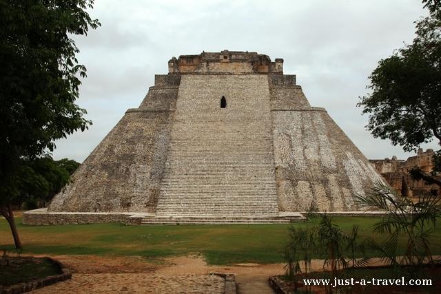 Świątynia Czarownika Uxmal