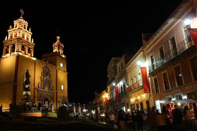 Plaz La Paz Guanajuato