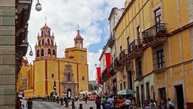 Bazylika Guanajuato