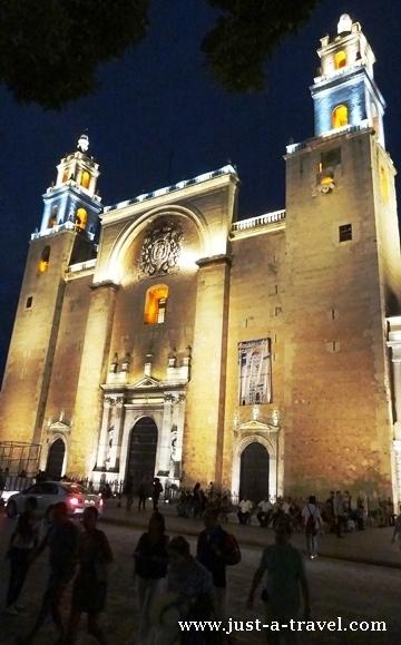 Katedra Św. Ildefonsa w Merida