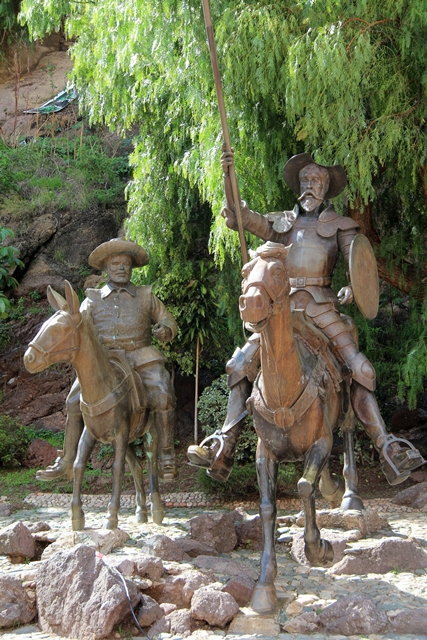 Don Quijote i Sancho Panza