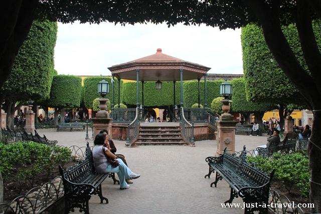 El Jardin San Miguel Allende