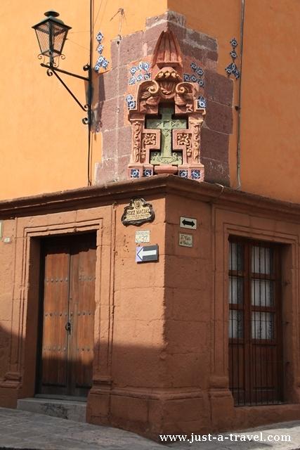 Krzyż Niepodległości w San Miguel de Allende