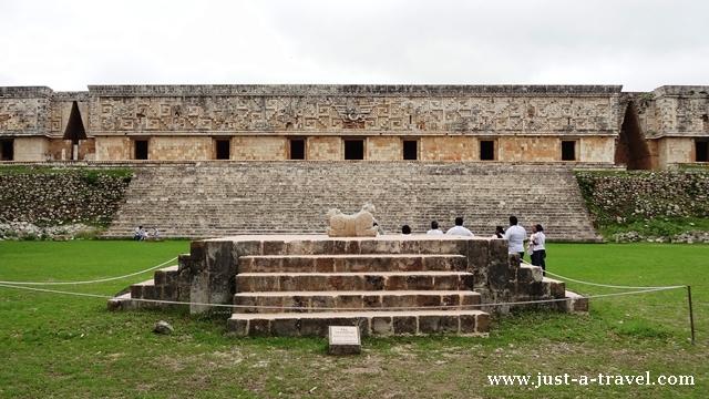 Pałac Gubernatora Uxmal
