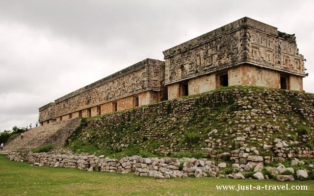 Pałac Gubernatora w Uxmal