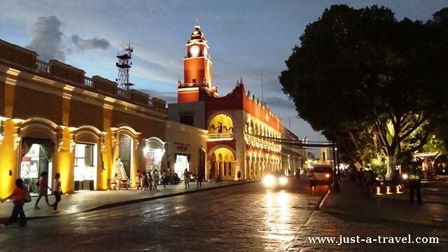 Palacio Municipial Merida