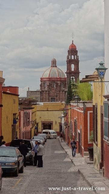 widok na Kościół św. Franciszka