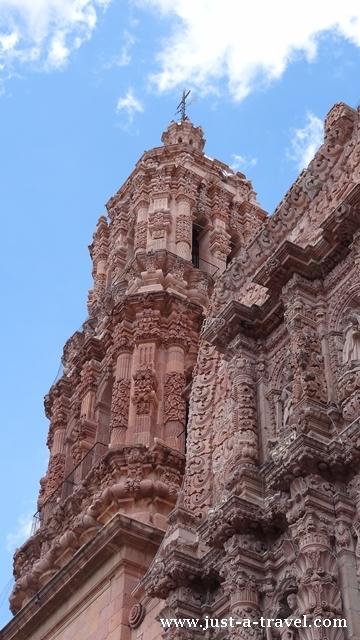 Katedra w Zacatecas