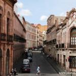 Kolonialne miasteczko Zacatecas