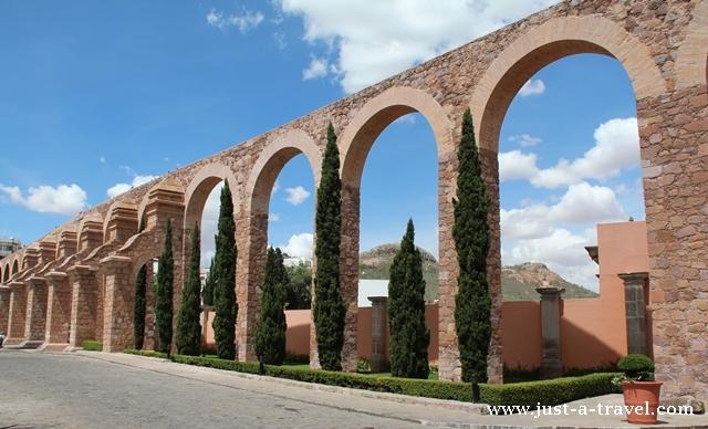 akwedukt Zacatecas