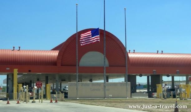 Granica Meksyk USA