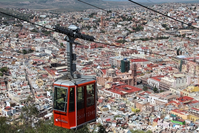 Kolejka liniowa Zacatecas