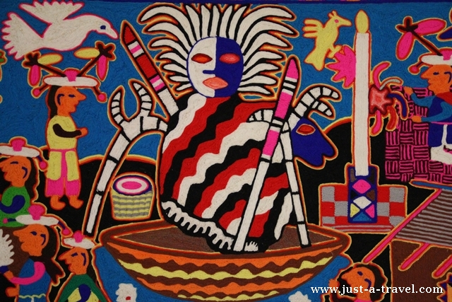 sztuka Huichol